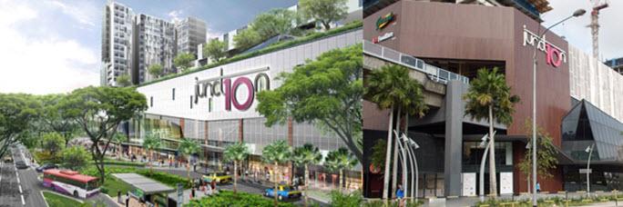 Junction 10 Shopping Centre