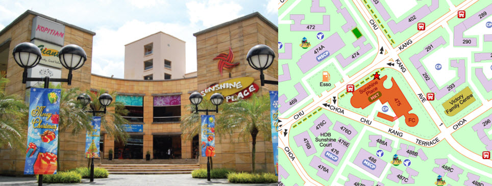 Sunshine Place Choa Chu Kang